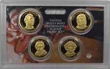 2009  S  PROOF  W. H. HARRISON GOLDEN DOLLAR