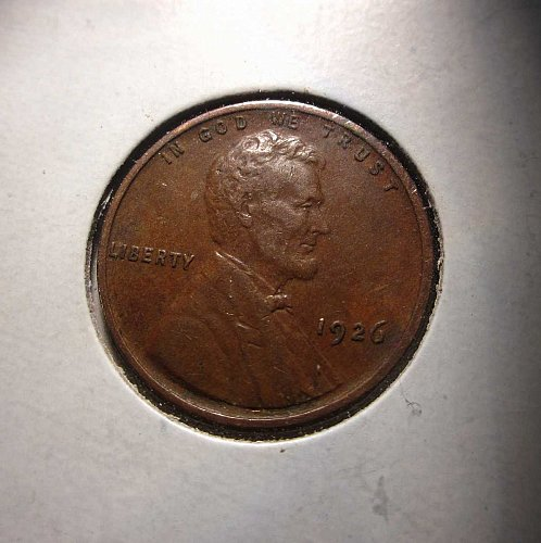 1926 Lincoln Wheat Cent Small Cents:  Nice Penny