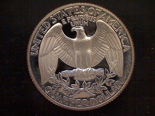 1989-S WASHINGTON QUARTER