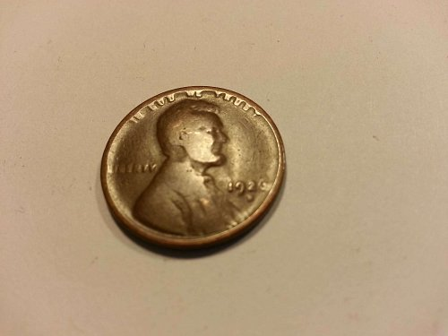 1926 D Lincoln Wheat Cent - Very Good condition