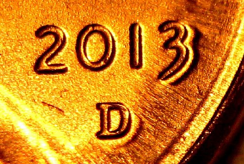 2013 D plate Buckled doubled like 3/D/I images