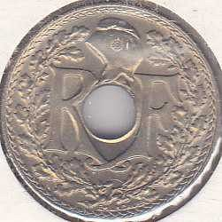 France 10 Centimes 1939