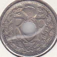 France 5 Centimes 1918