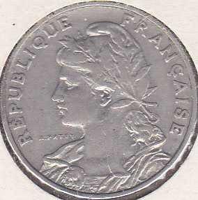 France 25 Centimes 1903