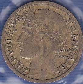 France  1 Franc 1939