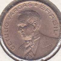 Brazil 10 Centavos 1943