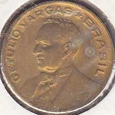 Brazil 20 Centavos 1946