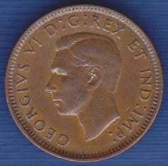 Canada 1 Cent 1944