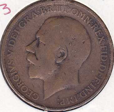Great Britain 1 Penny 1911