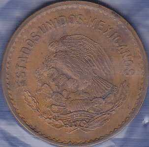 Mexico 5 Centavos 1943
