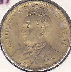 Brazil 50 Centavos 1945