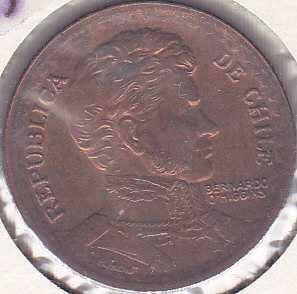 Chile 1 Peso 1948