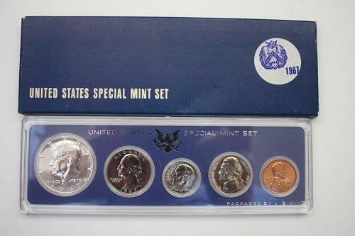1967-S SPECIAL MINT SET