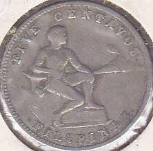 Philippines 5 Centavos 1930