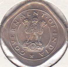 India 1/2 Anna 1950B