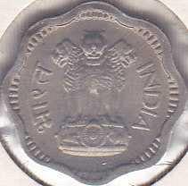 India 2 Naye Paise 1957B