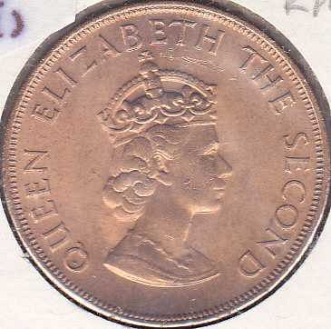 Jersey 1/12 Shilling 1957
