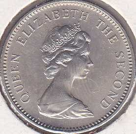 Jersey 5 Pence 1981