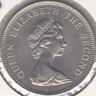 Jersey 10 New Pence 1975