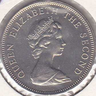 Jersey 10 Pence 1981