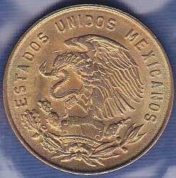 Mexico 5 Centavos 1968