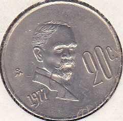 Mexico 20 Centavos 1977