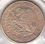 Mexico1 Centavo 1970