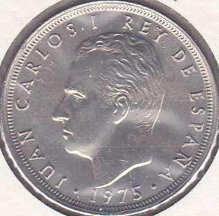 Spain 25 Pesetas 1975 (79)