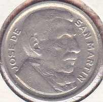Argentina 5 Centavos 1951