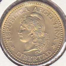 Argentina 20 Centavos 1974
