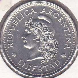 Argentina 50 Centavos 1961