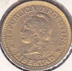 Argentina 50 Centavos 1970