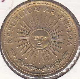 Argentina 5 Peso 1976