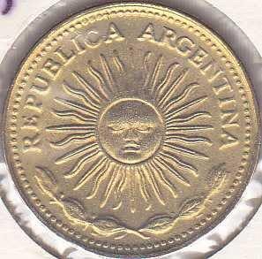 Argentina 10 Pesos 1977