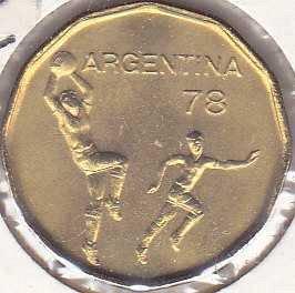 Argentina 20 Pesos 1978