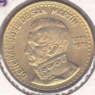 Argentina 50 Pesos 1978