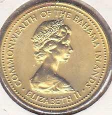 Bahamas 1 Cent 1973