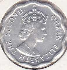 Belize 1 Cent 1976