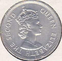 Belize 5 Cents 1981