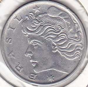 Brazil 20 Centavos 1975