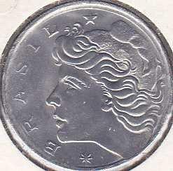 Brazil 5 Centavos 1967