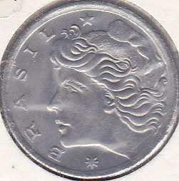 Brazil 5 Centavos 1975