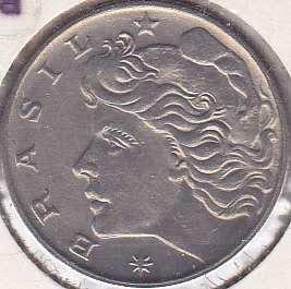 Brazil 10 Centavos 1970