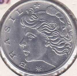 Brazil 10 Centavos 1977