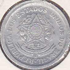 Brazil 20 Centavos 1956