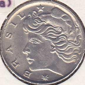 Brazil 20 Centavos 1970