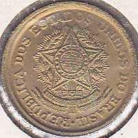 Brazil 50 Centavos 1956