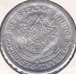 Brazil 50 Centavos 1961