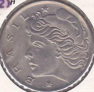 Brazil 50 Centavos 1970