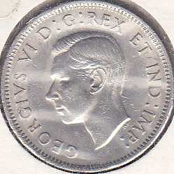 Canada 5 Cents 1942